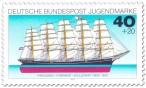 Fünfmaster-Segelschiff Preussen (Vollschiff)