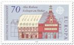 Briefmarke: Altes Rathaus Esslingen am Neckar
