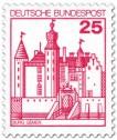 Briefmarke: Burg Gemen