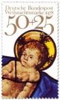 Briefmarke: Chistuskind Weihnachtsmarke 1978