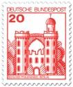 Alle Briefmarken Deutsche Bundespost Mit Dem Wert 20 Pfennige