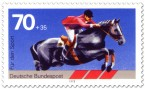 Springreiten, Pferdesport (Sporthilfe)