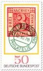 Tag der Briefmarke: Sachsendreier