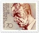 Briefmarke: Thomas Mann (Schriftsteller)
