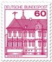 Briefmarke: Schloss Rheydt