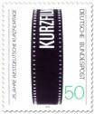 Briefmarke: Filmstreifen - Westdeutsche Kurzfilmtage