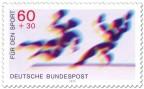Briefmarke: Handball (Sporthilfe)