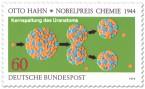 Uran Kernspaltung (Nobelpreis Otto Hahn)
