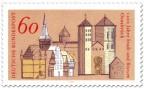 Briefmarke: 1200 Jahre Stadt und Bistum Osnabrück