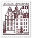 Briefmarke: Schloss Wolfsburg