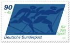 Briefmarke: Ski-Langlauf Sporthilfe