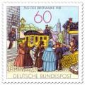 Historische Poststation (Tag der Briefmarke)
