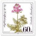 Briefmarke: Wasserfeder (Pflanze)
