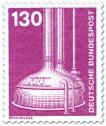 Briefmarke: Brauanlage