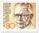 Briefmarke: Bundespräsident Gustav Heinemann 82