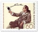 Briefmarke: Johann Wolfgang von Goethe (1982)