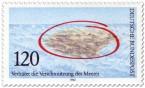 Briefmarke: Verhütung der Verschmutzung des Meeres