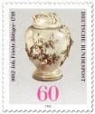 Briefmarke: Porzellantopf von Johann Friedrich Böttger