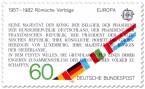 Briefmarke: 25 Jahre Römische Verträge