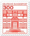 Briefmarke: Schloss Herrenhausen Hannover
