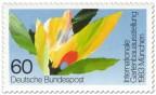 Bunte Blumen - Gartenbau-Ausstellung München