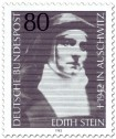 Briefmarke: Edith Stein (Nonne, Philosophin)