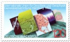 Briefmarke: Karten (Union für Geodäsie und Geophysik)