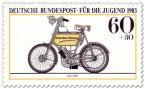 Briefmarke: NSU 1901