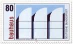 Briefmarke: Walter Gropius Bauhaus Archiv