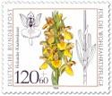 Briefmarke: Holunder Knabenkraut Orchidee