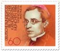 Briefmarke: Pabst Pius XII (Katholikentag München)