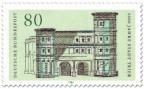 Briefmarke: Porta Nigra in Trier