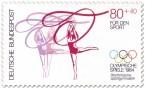 Briefmarke: Rhytmische Sportgymnastik