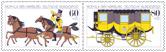 Briefmarken Mophila 1985 (Zusammendruck)
