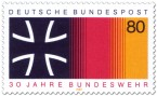 Briefmarke: Bundeswehr (Briefmarke)