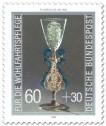 Briefmarke: Flügelglas