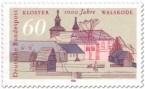Briefmarke: 1000 Jahre Kloster Walsrode