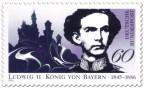 Briefmarke: Ludwig II. (König von Bayern)