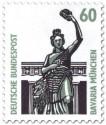 Briefmarke: Bavaria München