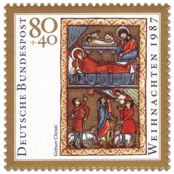 Geburt Christi (Aufl. 11.032.000)