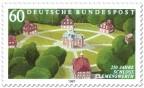 Briefmarke: 250 Jahre Jagdschloss Clemenswerth