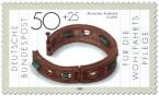 Briefmarke: Römisches Armband (4. Jahrhundert)