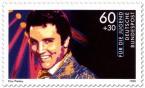 Briefmarke: Elvis Presley (Musiker)
