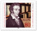 Briefmarke: Leopold Gmelin (Chemiker)