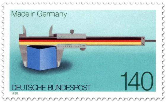Briefmarke: 100 Jahre