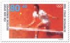 Briefmarke: Tennis (für den Sport)