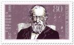 Briefmarke: Theodor Storm (Schriftsteller)