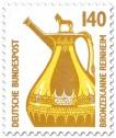 Briefmarke: Bronzekanne Reinheim (140)