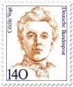 Briefmarke: Cécile Vogt (Neurologin)