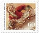 Briefmarke: Cosmas Damian Asam (Barockkünstler)